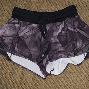 Selling Lululemon shorts!
